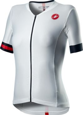Castelli Free speed 2 W race tri top white women