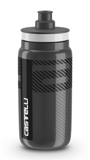 Castelli water bottle 550ml black