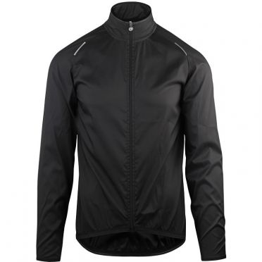 Assos Mille GT wind jacket black men