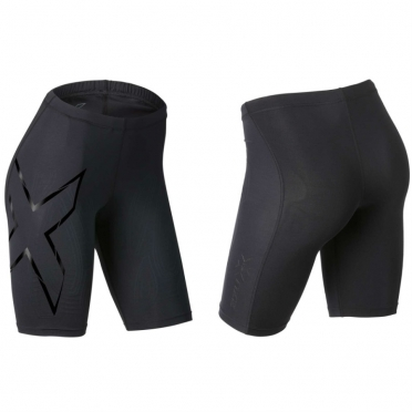 2XU Elite MCS Compression short black women