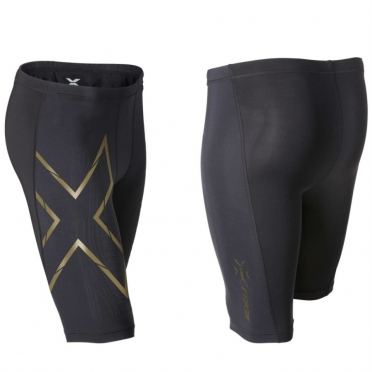 2XU Elite MCS Compression short black/gold men
