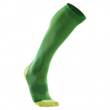 2XU Performance compression socks green men MA2442e 2015