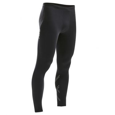 2XU Aspire compression tights black men