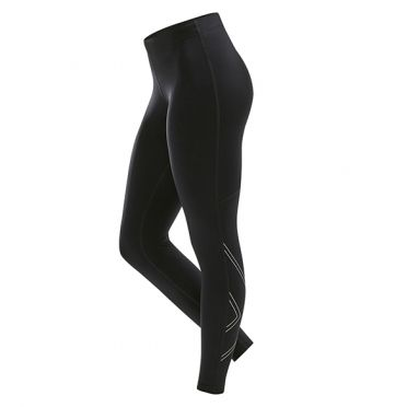 2XU Aspire compression tights black woman
