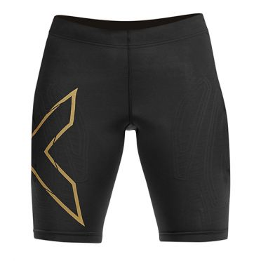 2XU MCS Run Compression shorts black woman