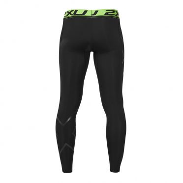 2XU Refresh Recovery compresion tights black men