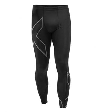 2XU MCS Run Compression tights black men