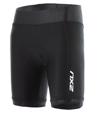 "2XU X-vent 7"" Tri short black women"