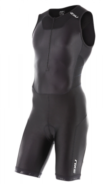 2XU X-vent Trisuit Front Zip black men
