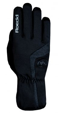 Roeckl Reinbek winter cycling glove black unisex