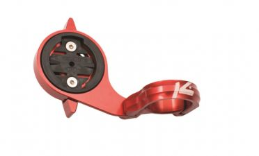 K-Edge Garmin TT mount red