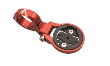 K-Edge Garmin sport TT mount red