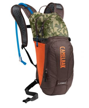 Camelbak Lobo bike vest 3L brown/camo