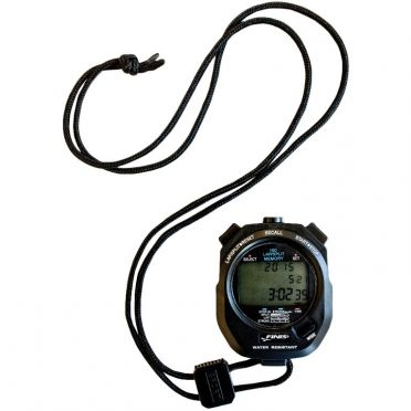 Finis 3 x 100m Stopwatch black