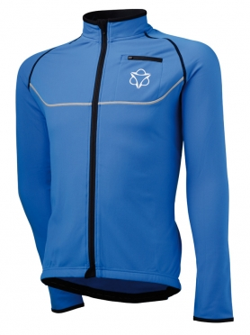 Agu Merano cycling jacket blue/zwart men