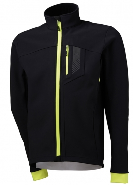 Agu Dimaro cycling jacket black men