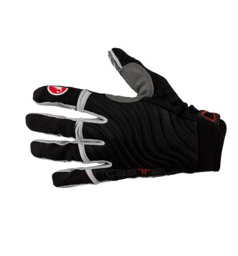 Castelli CW. 6.0 cross glove black/gray