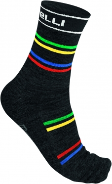 Castelli Gregge 12 sock multicolor men 11543-999