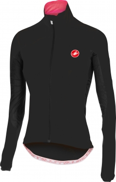 Castelli Velo W cycling jacket black women 14064-010
