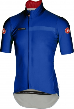 Castelli gabba 2 jacket short sleeve surf blue men 14511-057