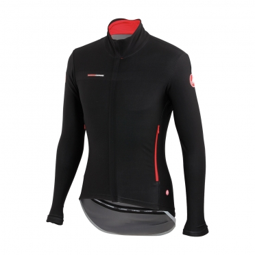 Castelli Gabba 2 long sleeve jacket black mens 14513-010