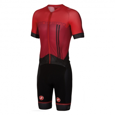 Castelli Sanremo 3.2 speed suit red men 16000-017