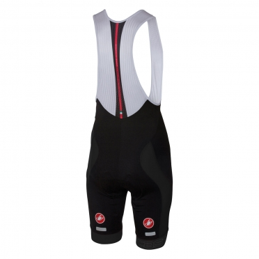 Castelli Velocissimo bibshort black men 16003-010