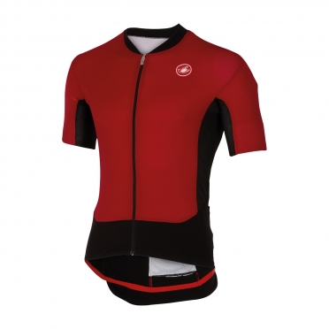 Castelli Rs superleggera jersey red men 16010-017