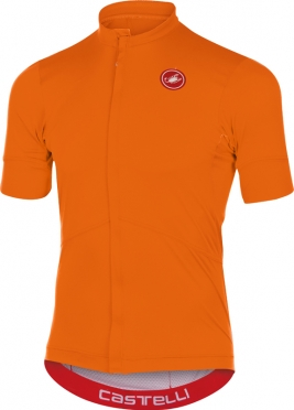 Castelli Imprevisto nano jersey orange men