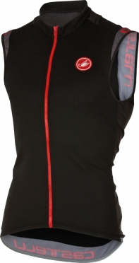 Castelli Entrata 2 sleeveless jersey black men 16014-010