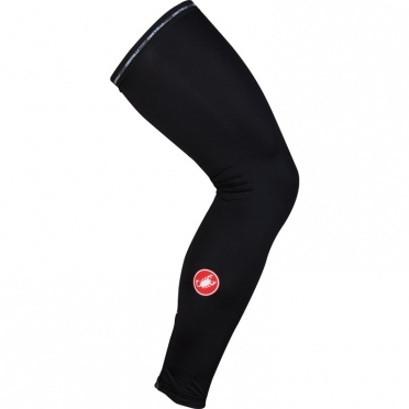 Castelli UPF 50+ light legwarmers black 16037-010