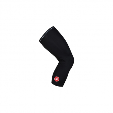 Castelli UPF 50+ light kneewarmers black 16038-010