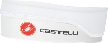 Castelli Summer headband white men