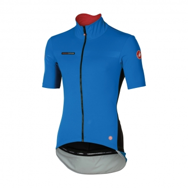Castelli Perfetto light short sleeve jersey blue men 16045-059