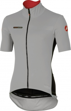 Castelli Perfetto light short sleeve jersey grey men 16045-080