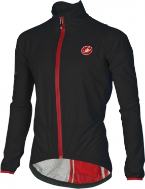 Castelli Riparo rain jacket black men 16050-010