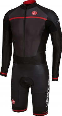 Castelli Sanremo 2 thermosuit black/red men