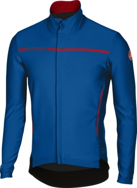 Castelli Perfetto long sleeve jacket surf blue men 16507-057