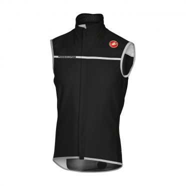 Castelli Perfetto vest light black men