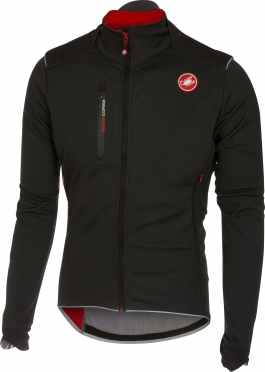 Castelli Espresso 4 jacket black men 16509-010
