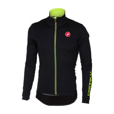 Castelli Senza 2 jacket light black men