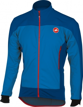 Castelli Mortirolo 4 jacket blue men 16511-059