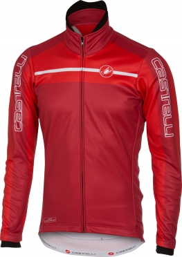 Castelli Velocissimo jacket red men 16513-017