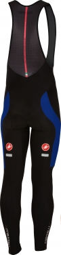 Castelli Velocissimo 3 bibtight black/blue men 16522-571