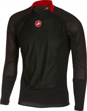 Castelli Prosecco WIND LS baselayer men black 16526-010