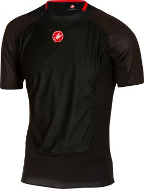 Castelli Prosecco WIND SS baselayer men black 16527-010