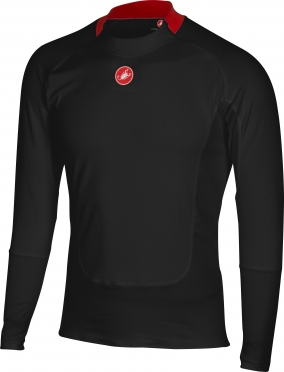 Castelli Prosecco LS baselayer men black 16528-010