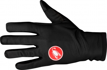 Castelli Scudo cycling glove black men 16536-010
