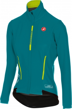 Castelli Perfetto W long sleeve jacket laguna women 16542-079