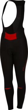 Castelli Chic bibtight black/red women 16551-023